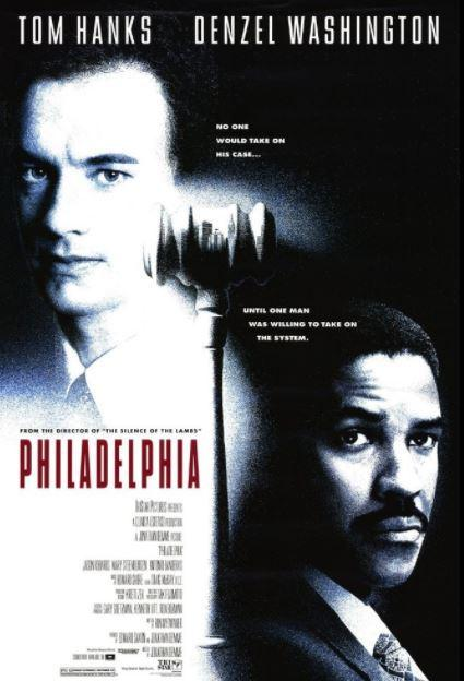 ABC Film Challenge – Oscar Nomination – P – Philadelphia (1993)