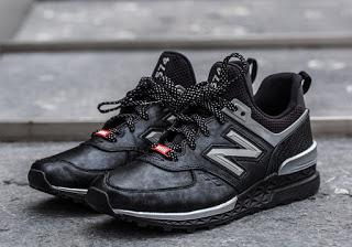 Heroic Leaps And Bounds:  Jimmy Jazz X Marvel Black Panther X New Balance 574 Sport