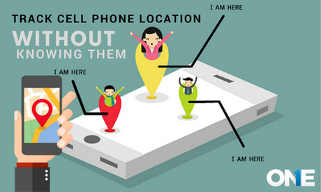 track cell phone location without them knowing