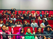 Serena Williams Surprise Group Girls With Black Panther Screening