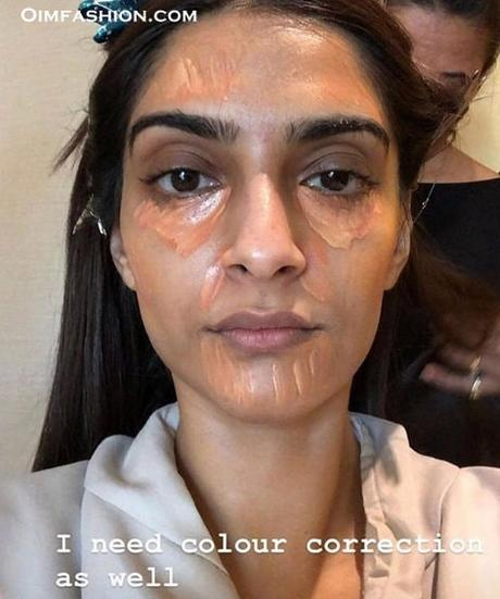 Why Sonam Kapoor Fiercely Posts No Makeup Selfie Amp Said
