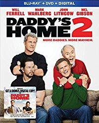 Daddy's Home 2: Available on Digital, Blu-ray and DVD ~ Enter to Win a Free Download Code!