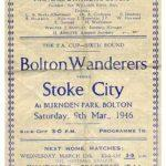 The First Time Ever I Saw Your Ground: Bolton Wanderers, Burnden Park and the Macron