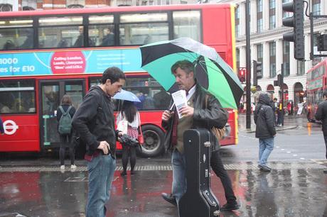 In & Around #London #Photoblog… A Rainy Walk