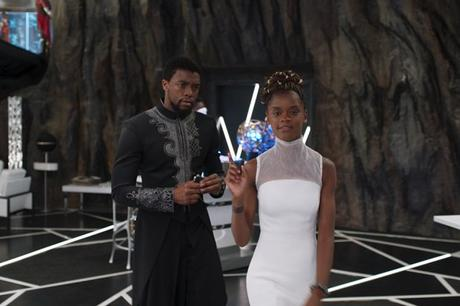 Black Panther Scenes Filmed At Tyler Perry Studios