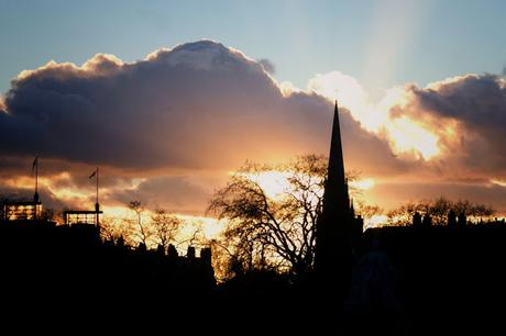 The Nightly #London #Photoblog 19:02:18: A #Kensington Sunset