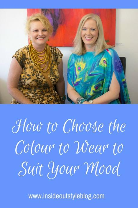 How to Choose Colours to Wear to Suit Your Mood
