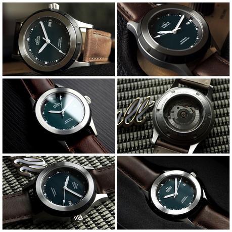 Peren Nera – Affordable Luxury Watch Blows Up On Kickstarter