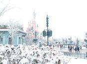 Very Snowy Trip Disneyland Paris