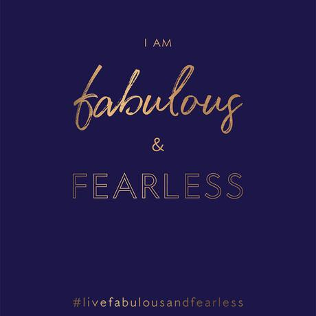 #LiveFabulousAndFearless Monthly Instagram Competition