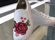 Beauty Rose: Vionic Floral Sneakers