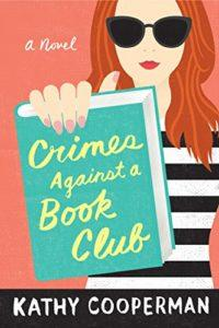 Book Review: Crimes Against a Book Club by Kathy Cooperman