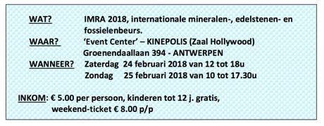 This weekend in Antwerp: 23rd, 24th and 25th February