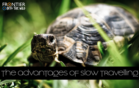 The Advantages Of Slow Travelling