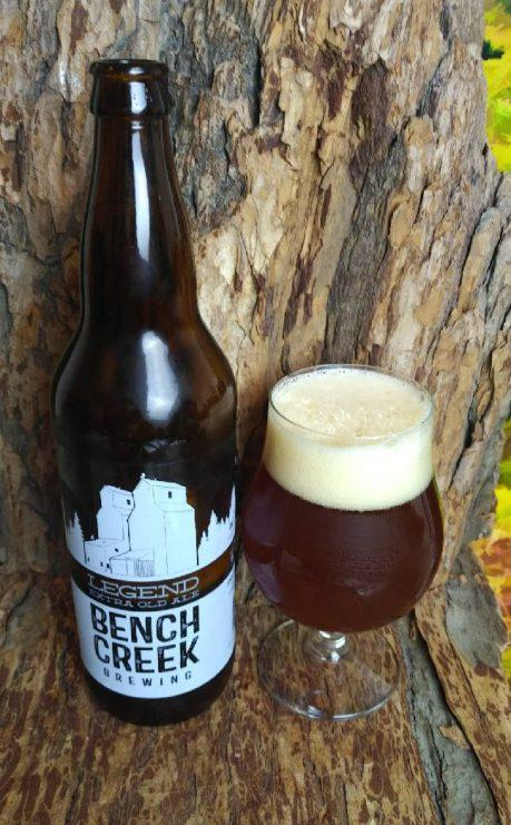 Legend Extra Old Ale – Bench Creek Brewing