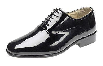 Men's Shoes: Smooth Leather, Suede & Patent Leather
