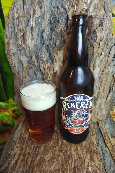 Renfrew Red Ale – Sooke Oceanside Brewery