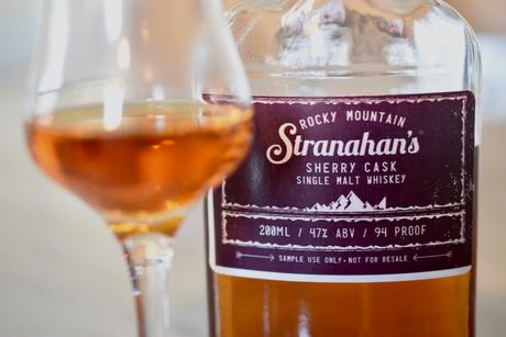 Whiskey Review – Stranahan's Sherry Cask Single Malt Whiskey