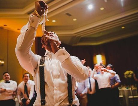 20 Great Garter Toss Songs For Your Happy Wedding Paperblog