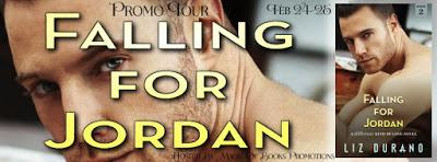Promo Tour: Falling for Jordan by Liz Durano