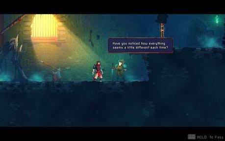 DEAD CELLS Review: This Game Changes Its Levels Every Time You Die