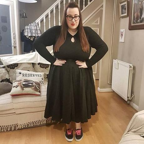 Fat Work Wear Style Round Up: January 2018