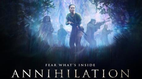 Movie review : Annihilation ( 2018 )