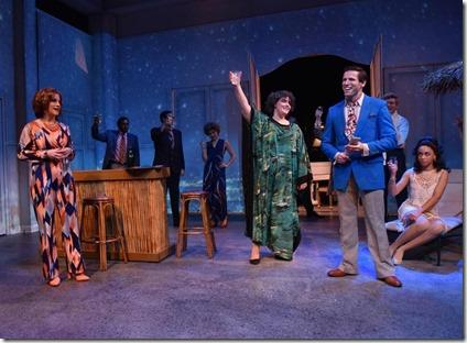 Review: Merrily We Roll Along (Porchlight Music Theatre)