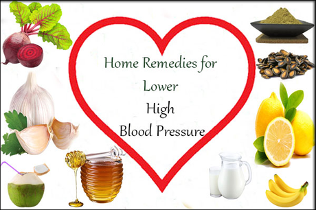 Best 10 Homemade Remedies to control High Blood Pressure