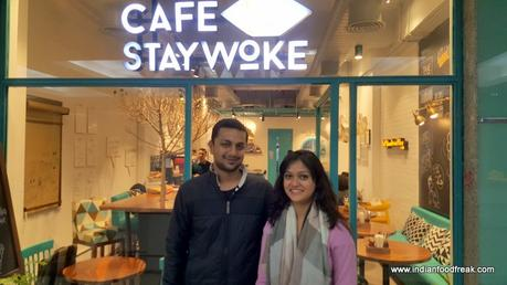 Cafe Staywoke, Gurgaon: A Cafe that will STAY