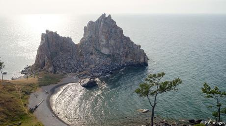 On the world's deepest lake, something new: Russian eco-activists