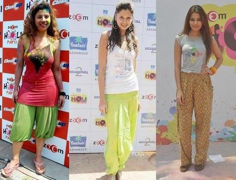 8 Holi Dresses You Should Wear While Playing Holi