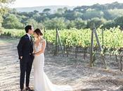 Beautiful Green White Wedding Tuscany Annie Bruce