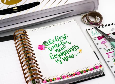 DIY your own planner dashboard! | Heidi Swapp