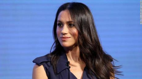 [WATCH] Meghan Markle Shows Support Of #MeToo & #TimesUp Movement