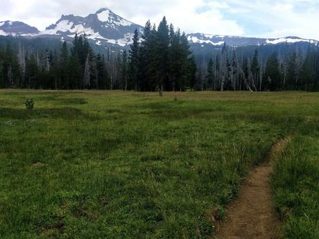 Backpacking in Oregon