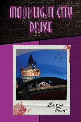 Moonlight City Drive by Brian Paone