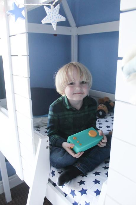 My Fabulous Story Teller by Lunii: The Perfect Bedtime Companion