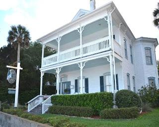 Bayfront Westcott House Offers Romance and Adventure In St. Augustine