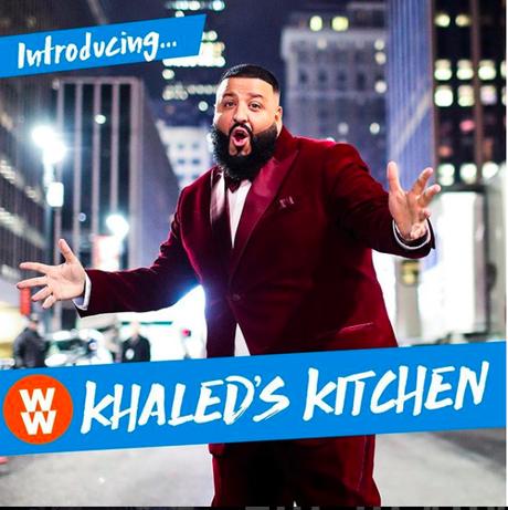 DJ Khaled & Weight Watchers Taking #KhaledsKitchen On The Road