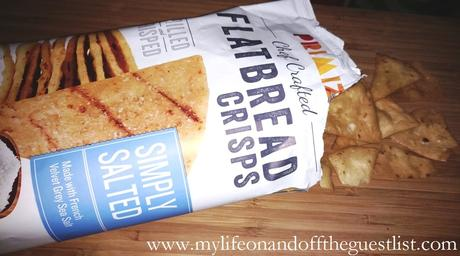 The Crisp Effect: Chef-Created, Artisan Primizie Snacks Flatbread Crisps