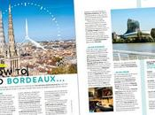 'How Bordeaux...' Feature This Month's easyJet Traveller Magazine