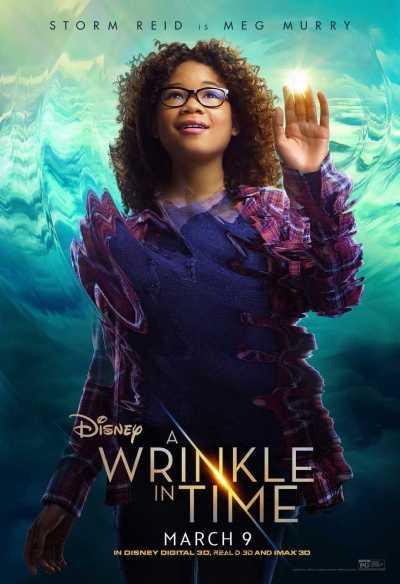 'A Wrinkle In Time' Storm Reid At House Of Hope Atlanta Sunday