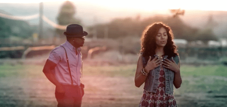 """Ricky Bell & Amy Correa-Bell  """"Gold"""" Directed By Meagan Good"""