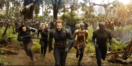 Avengers: Infinity War Release Date Gets Moved Up A Week
