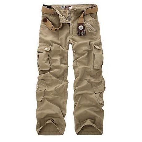mens plus size cargo pants