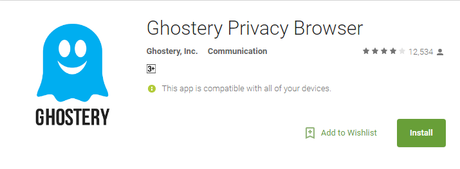 List Of Top 10 Best Anonymous Browsing Apps For Android