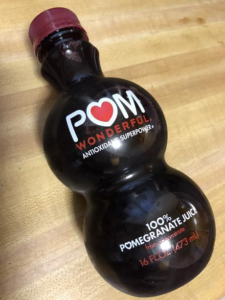 Not Quite Done Being Naughty Or Nice:  POM Wonderful®