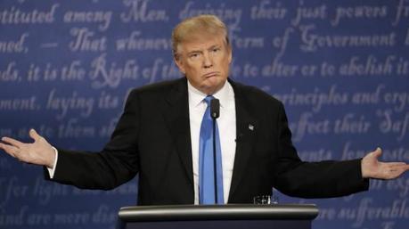 Image result for ignorant trump