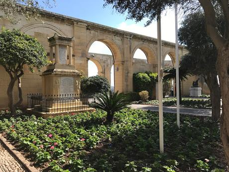Upper and Lower Barrakka Gardens, Malta
